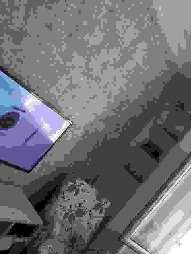 Dekoratif İpek Sıva Modern Oturma Odası Ortaköy Parke İç Dekorasyon Modern