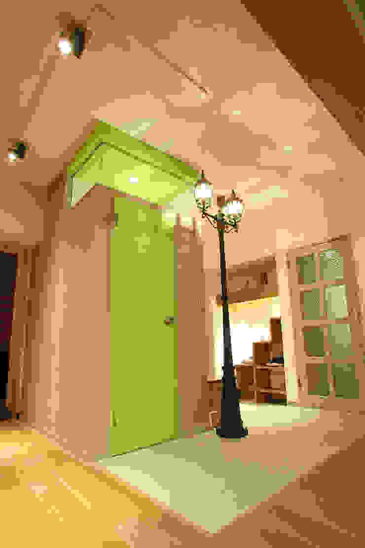 F☆☆☆☆ HOUSE オリジナルスタイルの お風呂 の コムデザインラボ オリジナル