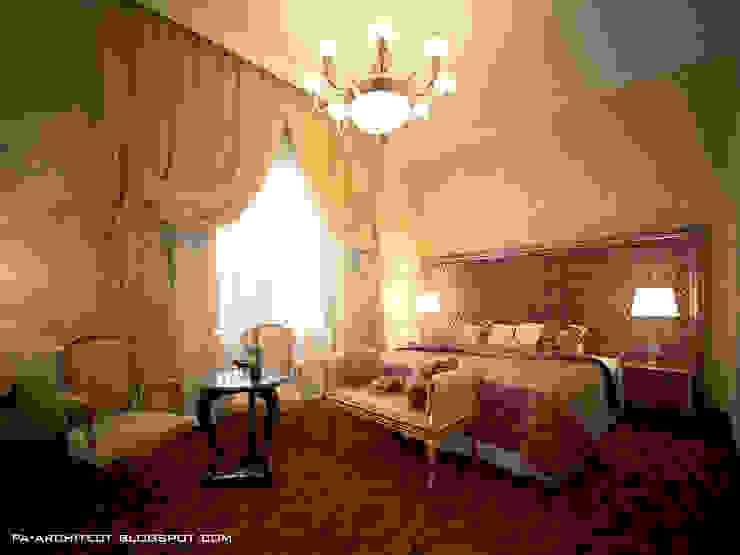 Гостиничный номер: Спальни в . Автор – Павел Авсюкевич,