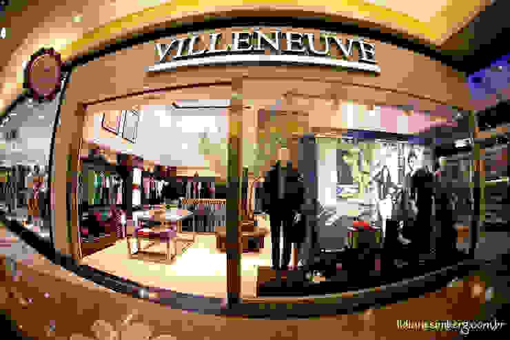 Villeneuve – Shopping Dom Pedro Lojas & Imóveis comerciais minimalistas por INOVARQ Arquitetuta e Obras Minimalista