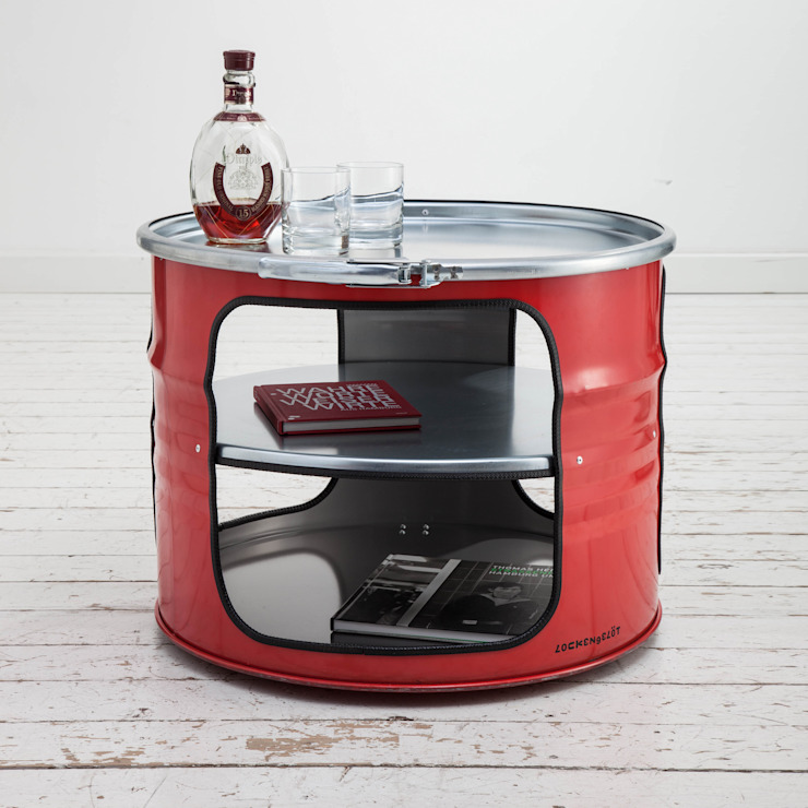 The Barrel Couch Table от Lockengelöt Лофт
