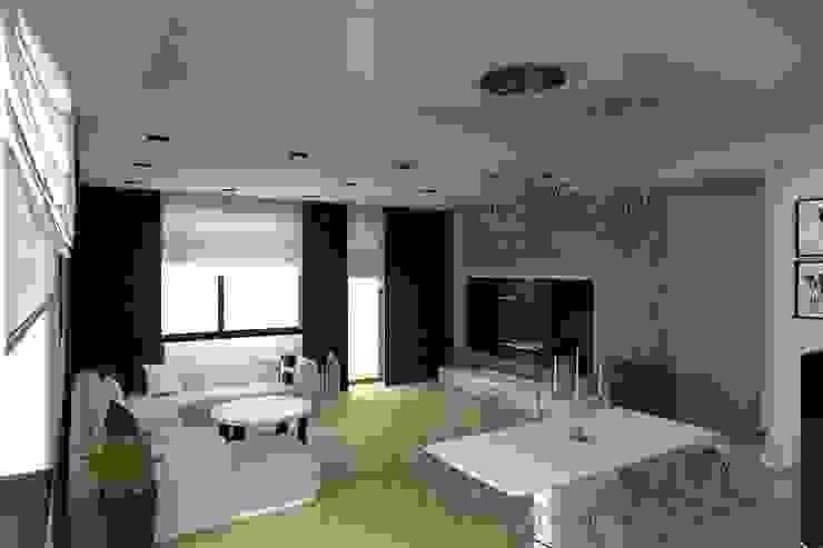 by ap. studio architektoniczne Aurelia Palczewska Eclectic
