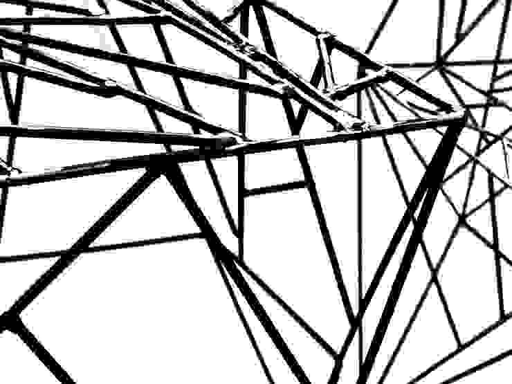 Octa System por Joao Diniz Arquitetura por JOAO DINIZ ARQUITETURA Moderno