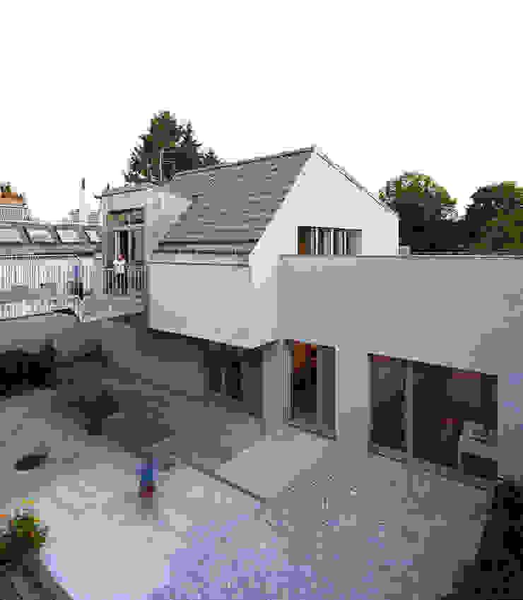 Innenhof Abendroth Architekten Moderne Häuser