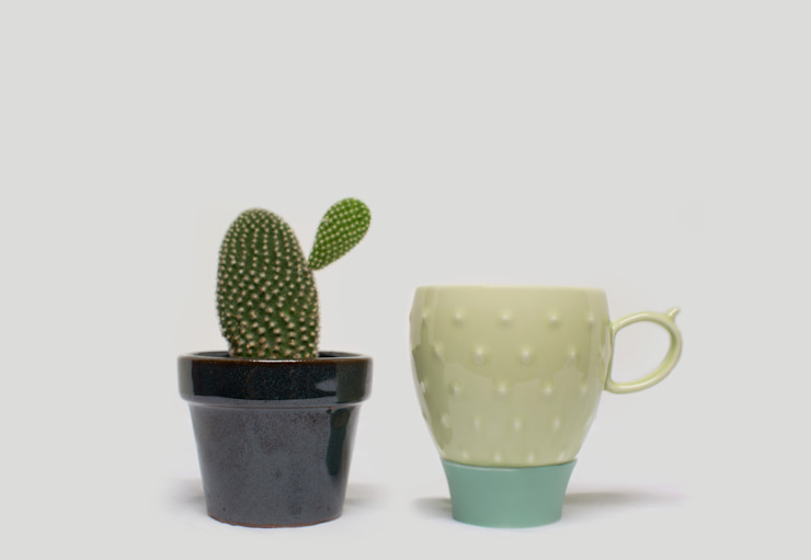 KLING - cactus by NAM ceramic works