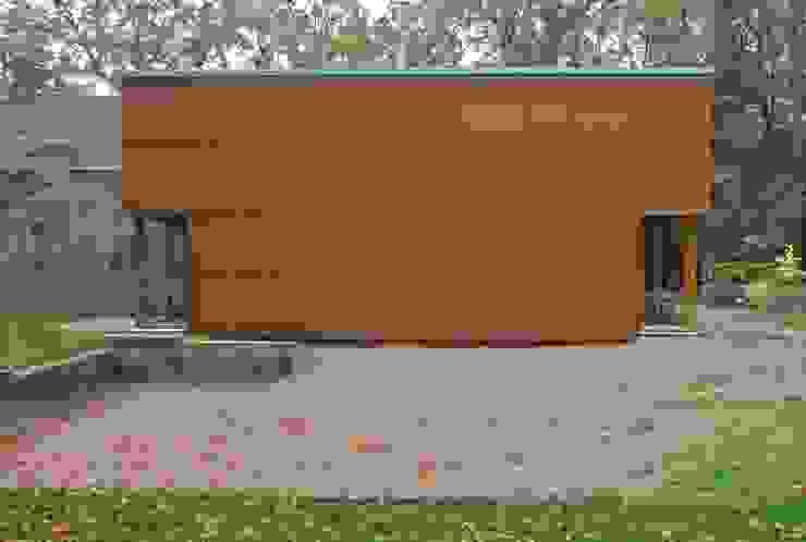 Atelier van Eyk Minimalistische Häuser von Architekturbüro Birker Minimalistisch