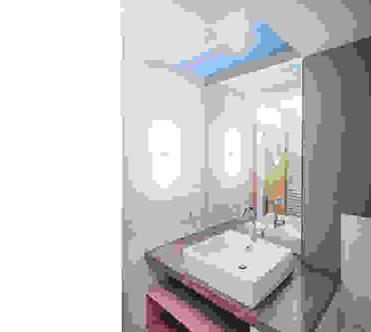 Casas de banho modernas por beissel schmidt architekten Moderno
