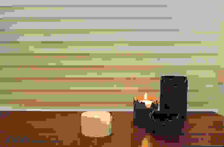 Melting candle holder by NAM ceramic works