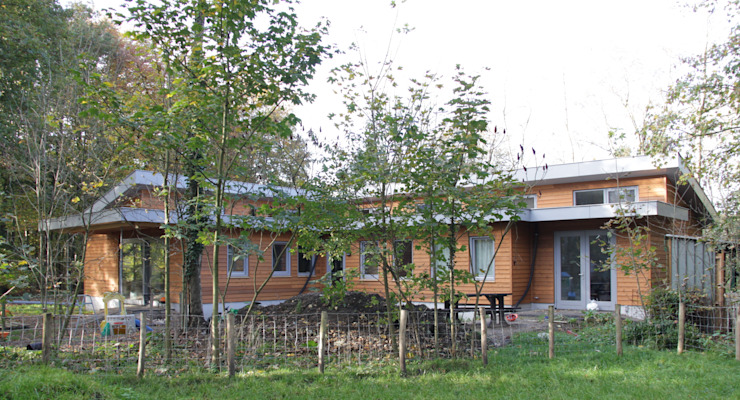 woonhuis in Uden mickers architectuur Scandinavische huizen