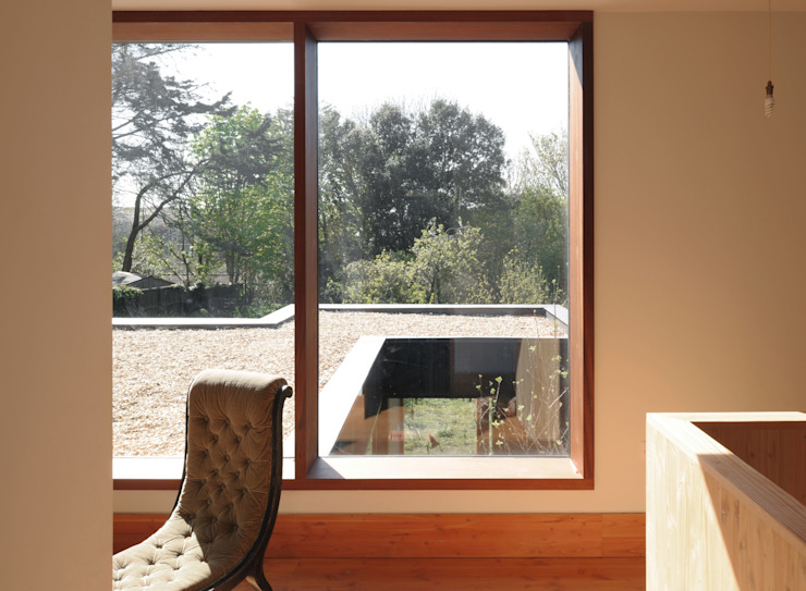 The Sett Minimalist windows & doors by Dow Jones Architects Minimalist