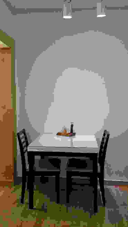 해밀건축사사무소 Minimalist dining room