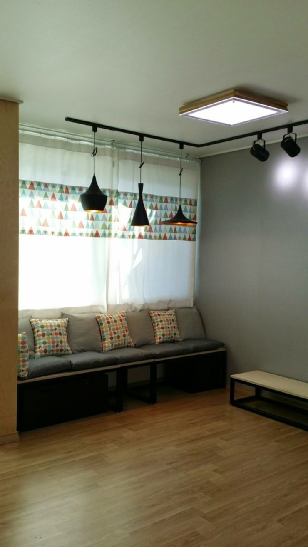 해밀건축사사무소 Living room