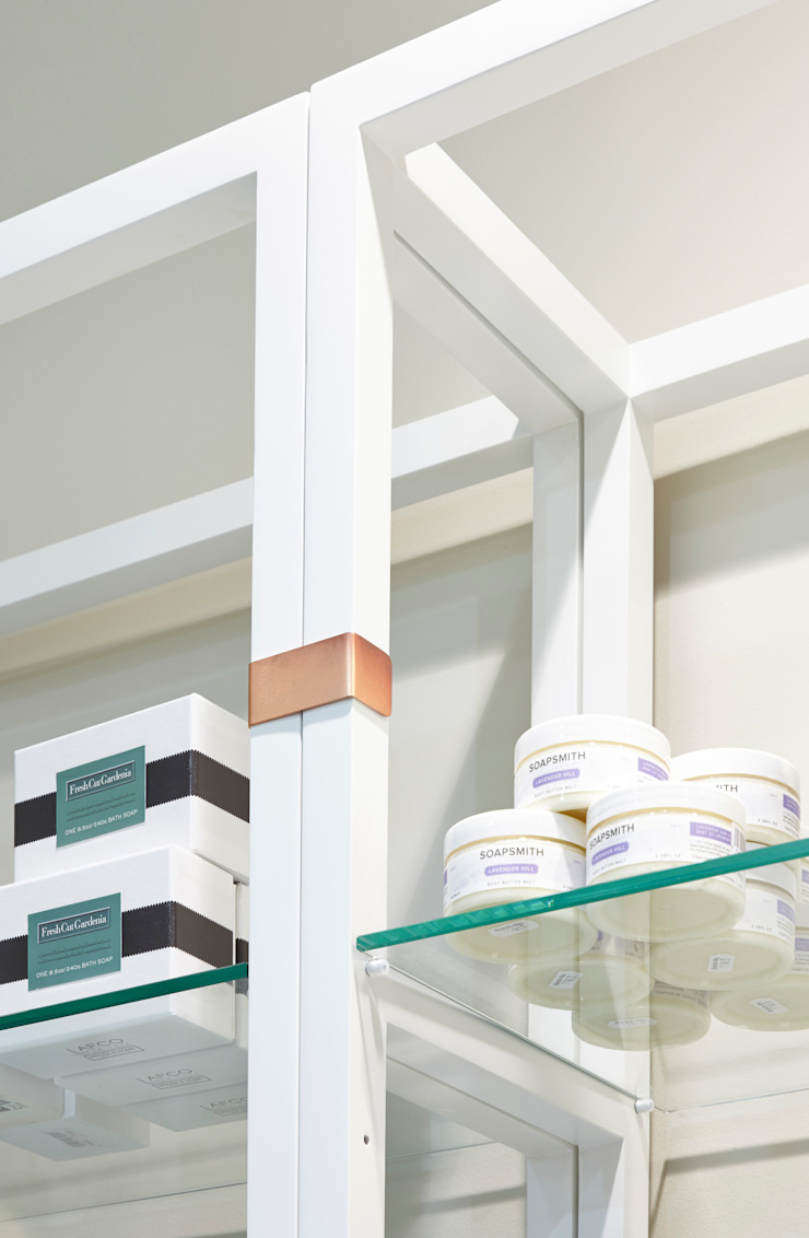 Heal's Flagship Store - Spa Department Modern shopping centres by Tendeter Modern