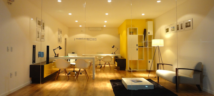 Studio Fabricio Battisti 辦公大樓