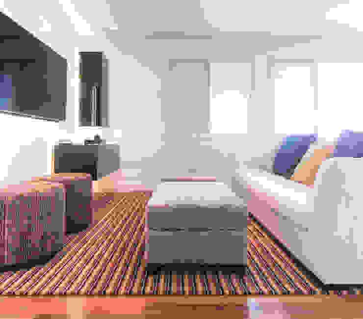 Salas de estilo minimalista de ArkDek Minimalista