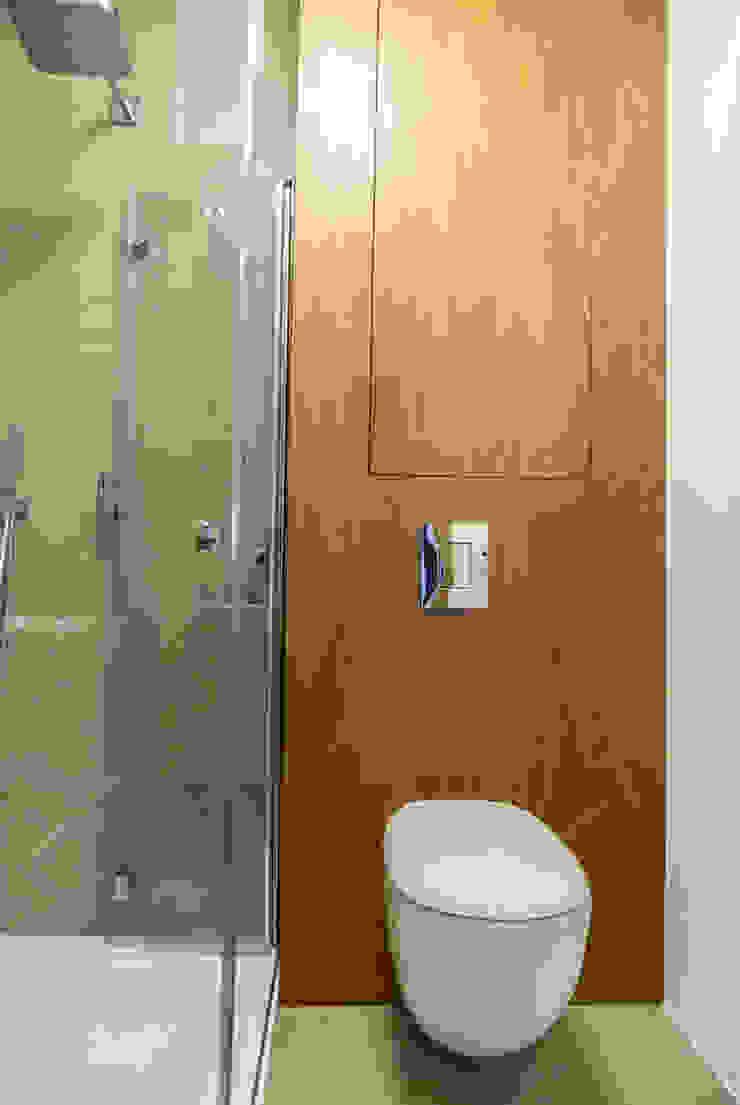 SWC Minimalistyczna łazienka od Och_Ach_Concept Minimalistyczny