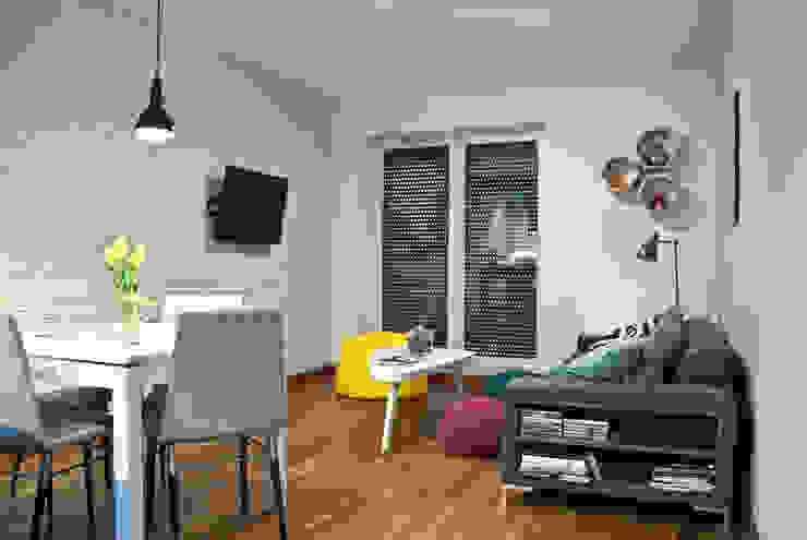 PWZ Skandynawski salon od Och_Ach_Concept Skandynawski