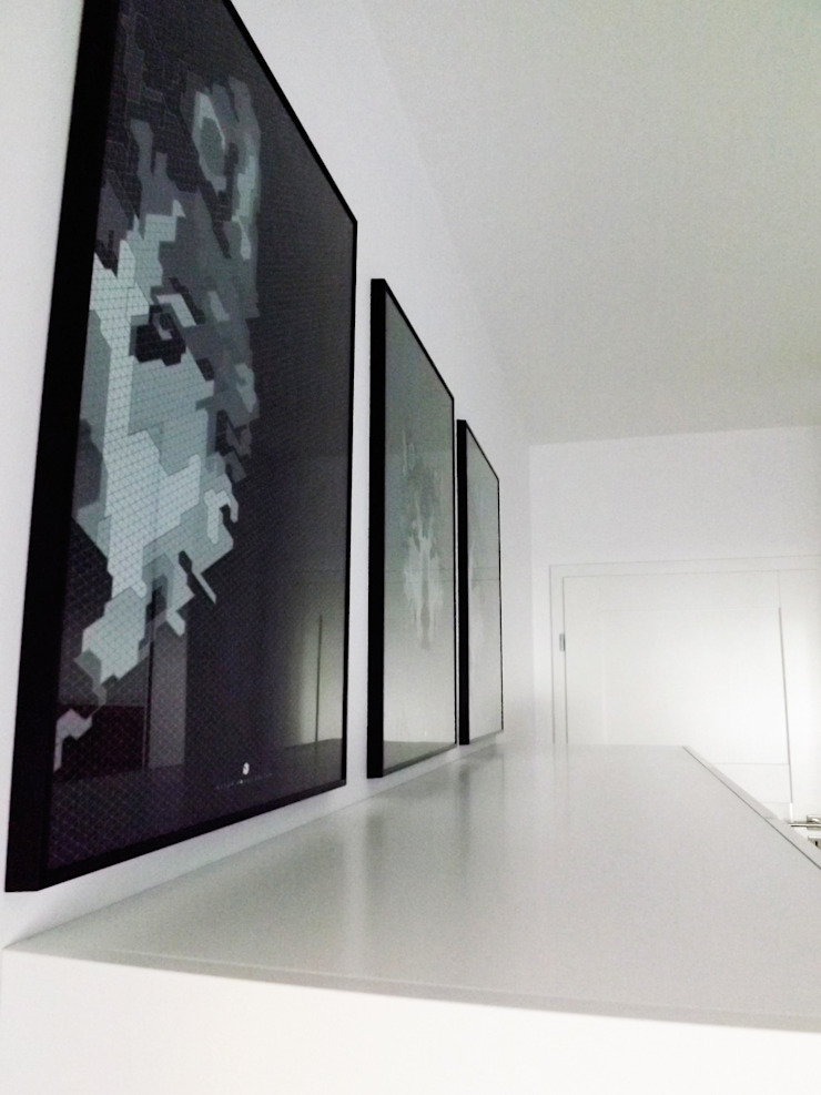 Scandinavian style bedroom by Och_Ach_Concept Scandinavian