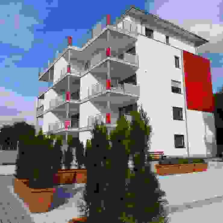Parkresidenz Bauxhof Moderne Häuser von STORMS SCHLÜSSELFERTIG GmbH Modern