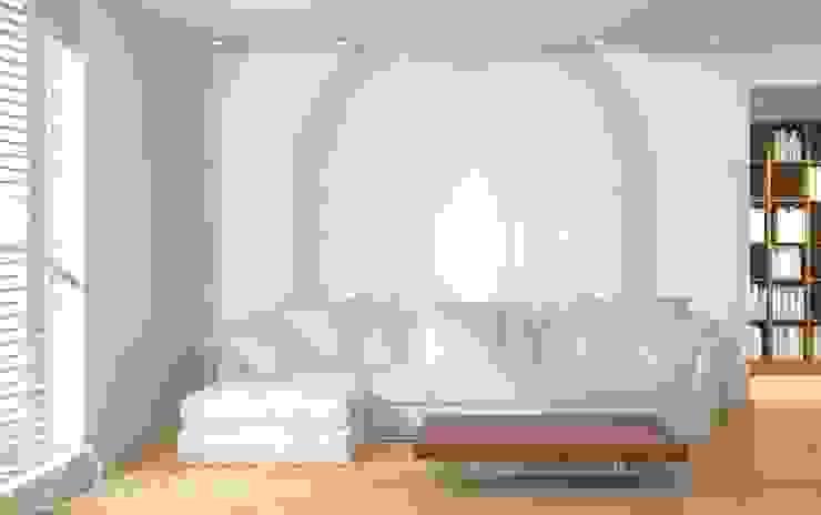 Endless tunnel: modern  by Demural, Modern