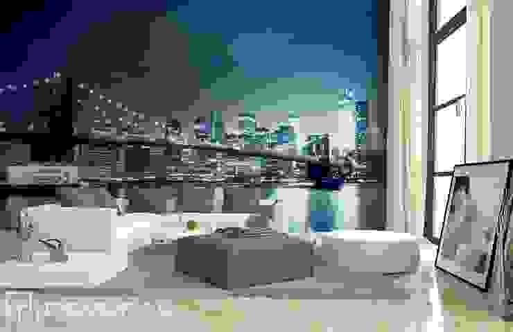 In the city light: modern  by Demural, Modern