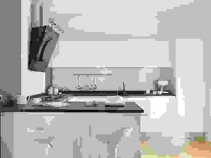 Cocinas de estilo  por SANSON ARCHITETTI,