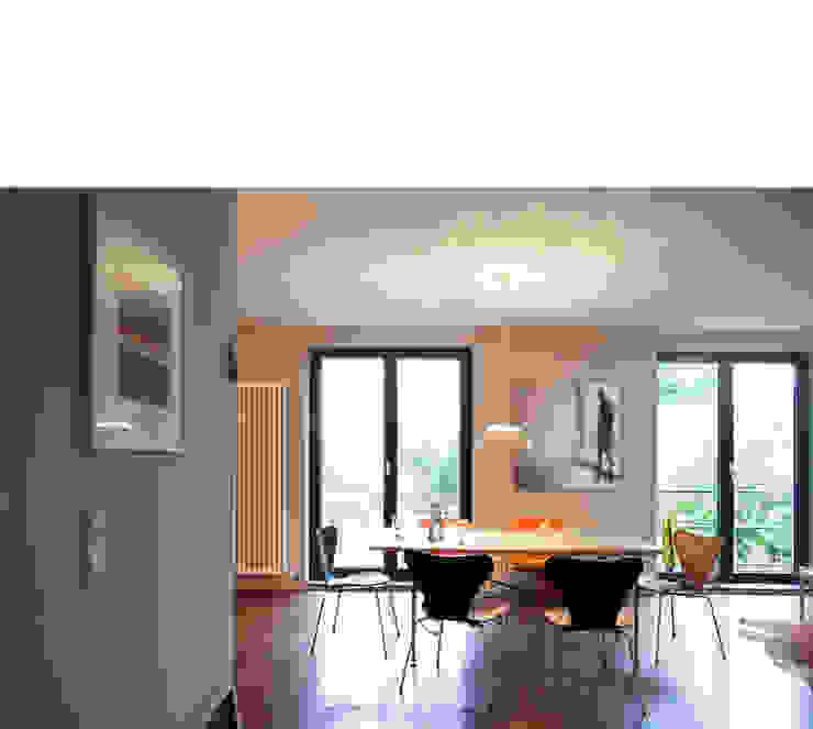Salle à manger de style  par beissel schmidt architekten