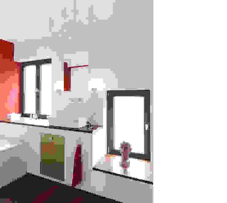 Nowoczesna łazienka od beissel schmidt architekten Nowoczesny