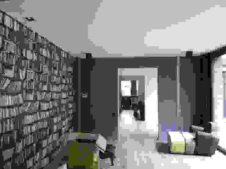Moderne Arbeitszimmer von L+R architecture Modern