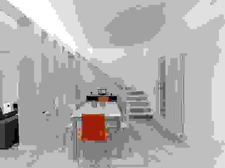 غرفة السفرة تنفيذ SANSON ARCHITETTI