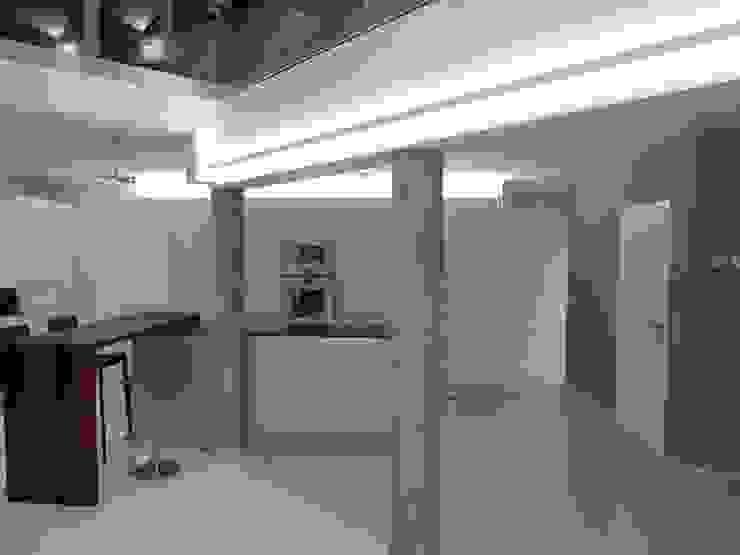 Loft Saarbrücken Moderne Küchen von Bolz Licht und Wohnen 1946 Modern