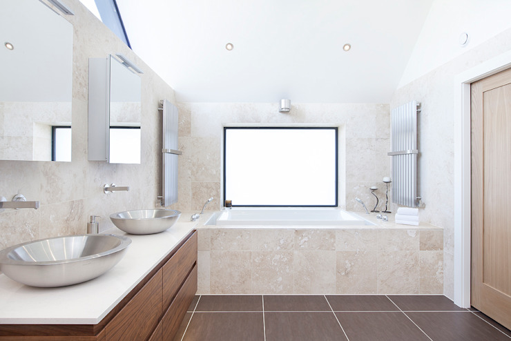 Townfoot Modern bathroom by GLM Ltd. Modern