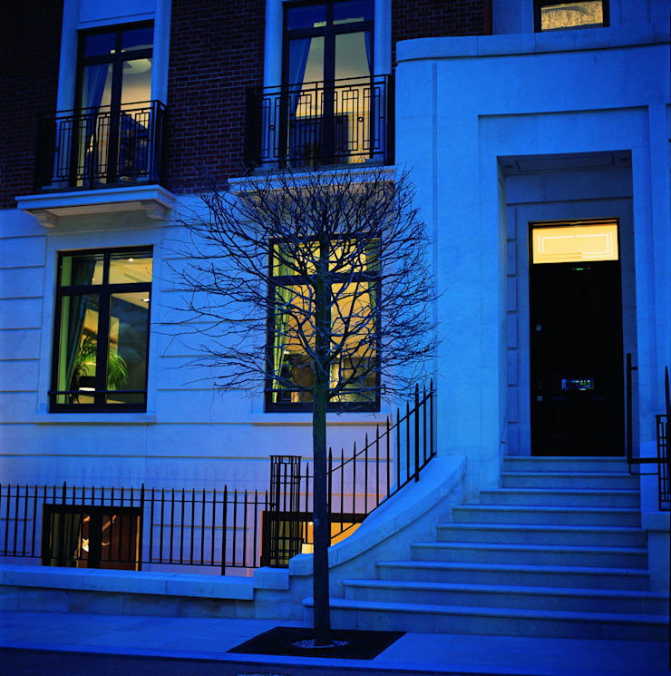 Phillimore Square Classic style houses by KSR Architects Classic