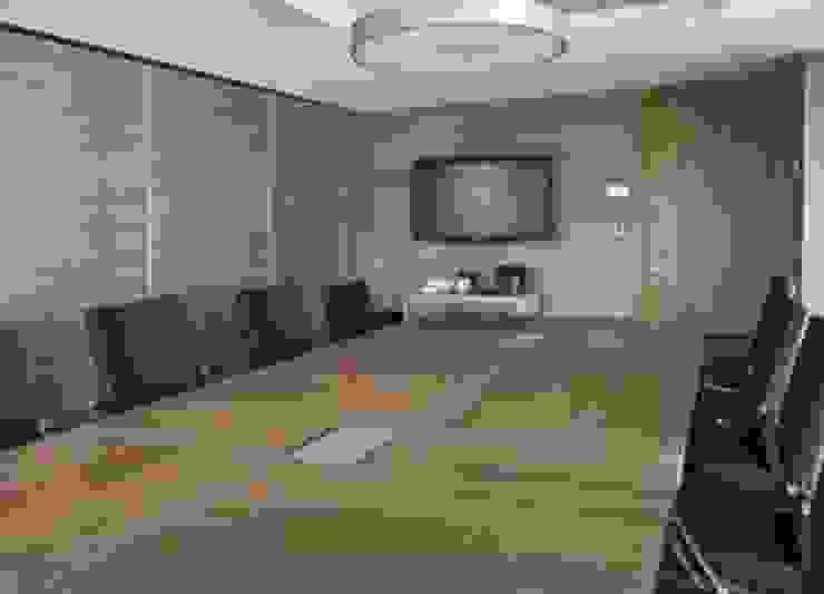 Sala de juntas en Madrid de AG Barcelona Moderno