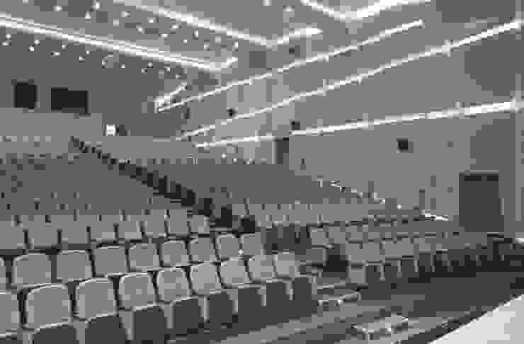 DUHOK UNIVERSITY - Conference Hall Modern Kongre Merkezleri Ayaz Ergin İç Mimarlık Modern