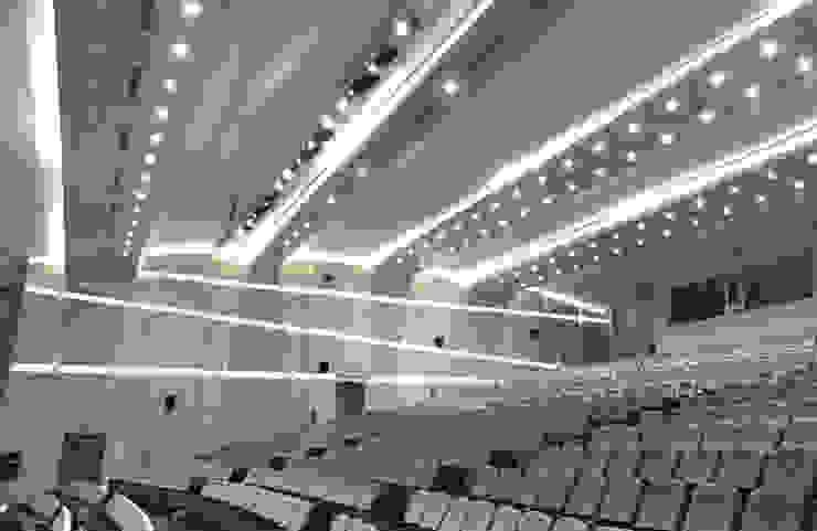 DUHOK UNIVERSITY – Conference Hall Modern Kongre Merkezleri Ayaz Ergin İç Mimarlık Modern