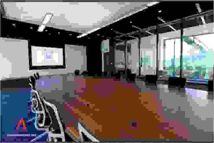 Mesa de juntas en Singapur de AG Barcelona Moderno