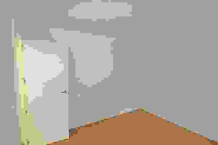 REFORMA INTEGRAL PISO Dormitorios de estilo minimalista de MIMESIS INTERIORISMO Minimalista
