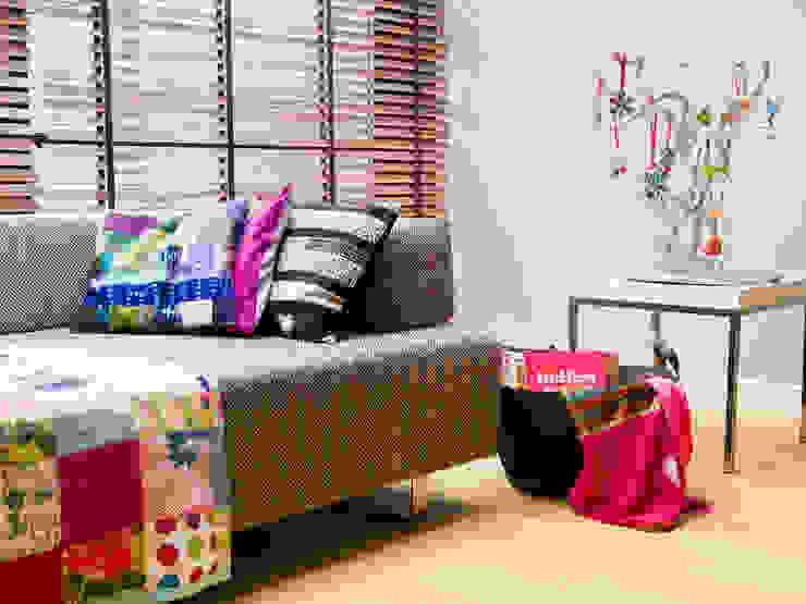 Rubber manden van autoband Moderne woonkamers van Emax Domina Modern