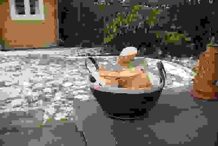 Rubber manden van autoband Moderne tuinen van Emax Domina Modern