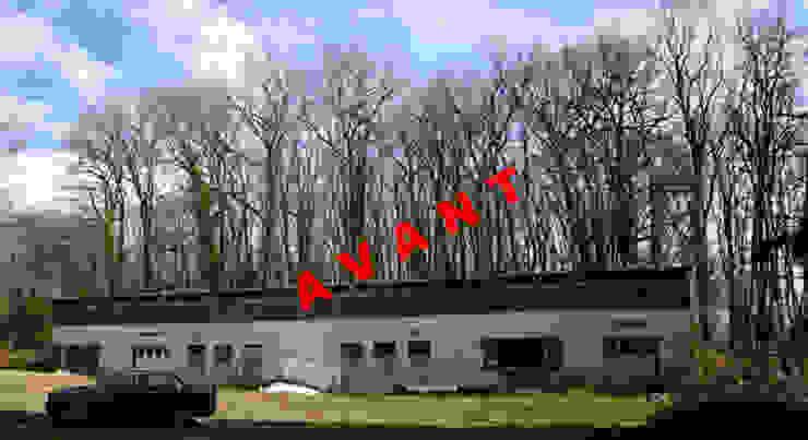 [GAA] GUENIN Atelier d'Architectures SA: modern tarz , Modern