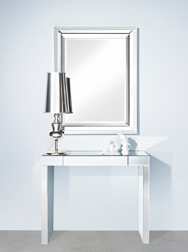 BRIGHT RECTANGLE - AMICO MIRROR: modern  door Deknudt Mirrors, Modern