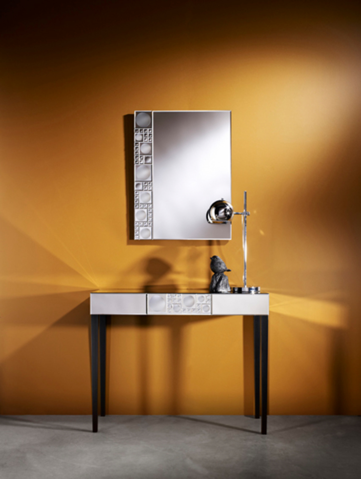 LOLLI - LOLLI TABLE: modern  door Deknudt Mirrors, Modern