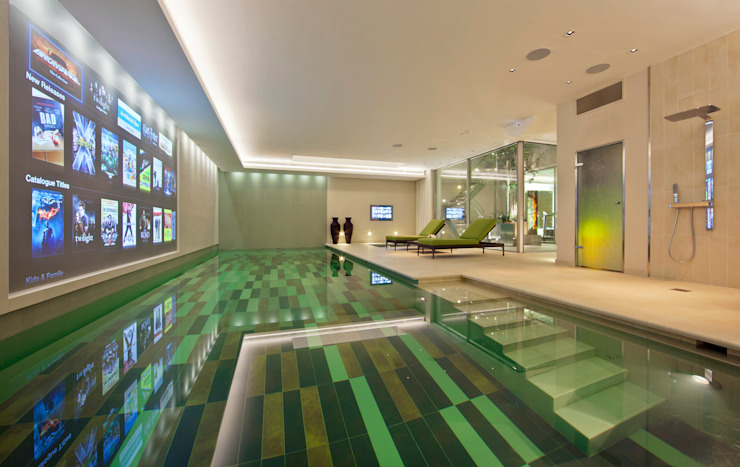 Pool by KSR Architects,