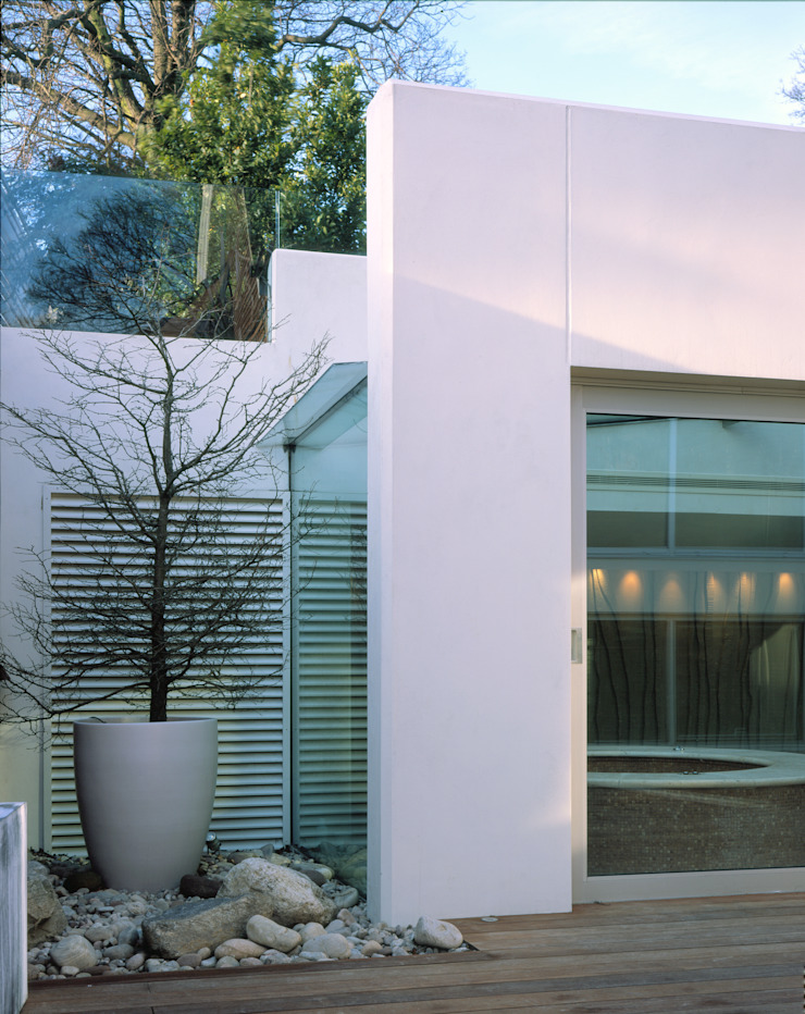 Holford Road 1 Modern houses by KSR Architects Modern
