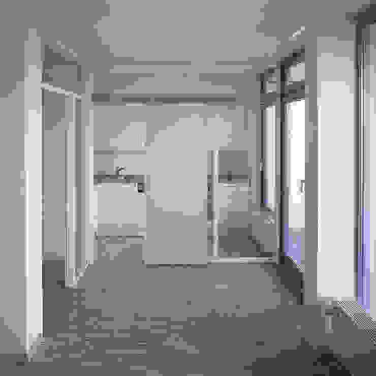 Wohnung Schaub+Partner Architekten Moderne Küchen