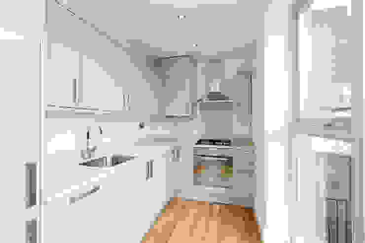 Gipsy Hill Granit Architects Dapur Modern