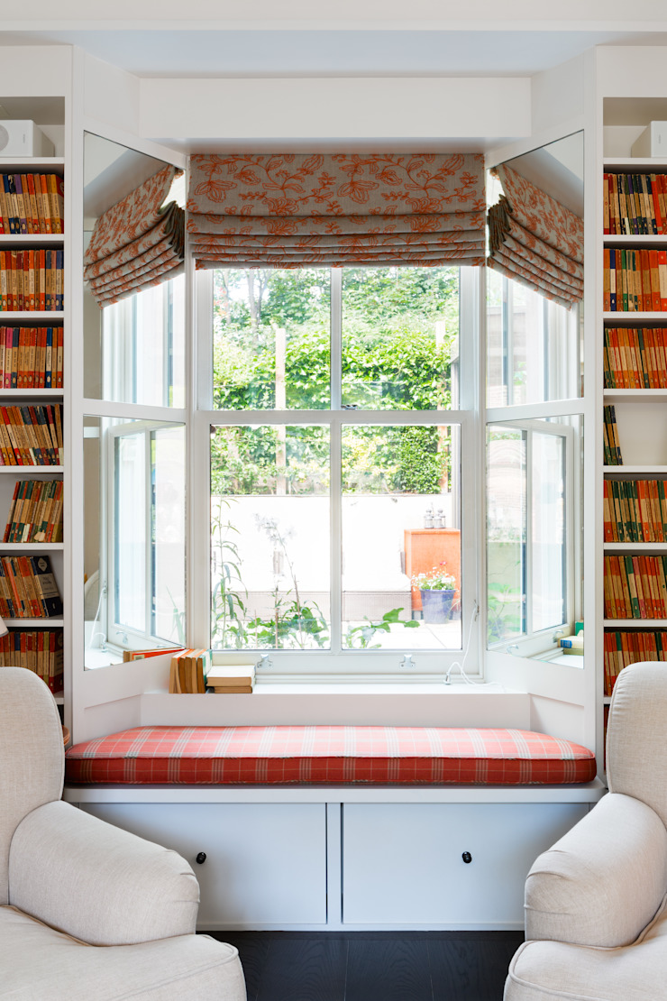 Green Retrofit, Lambourn Road Modern study/office by Granit Architects Modern