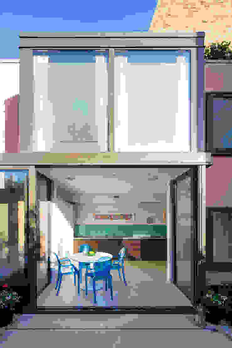 Green Retrofit, Lambourn Road Modern houses by Granit Architects Modern