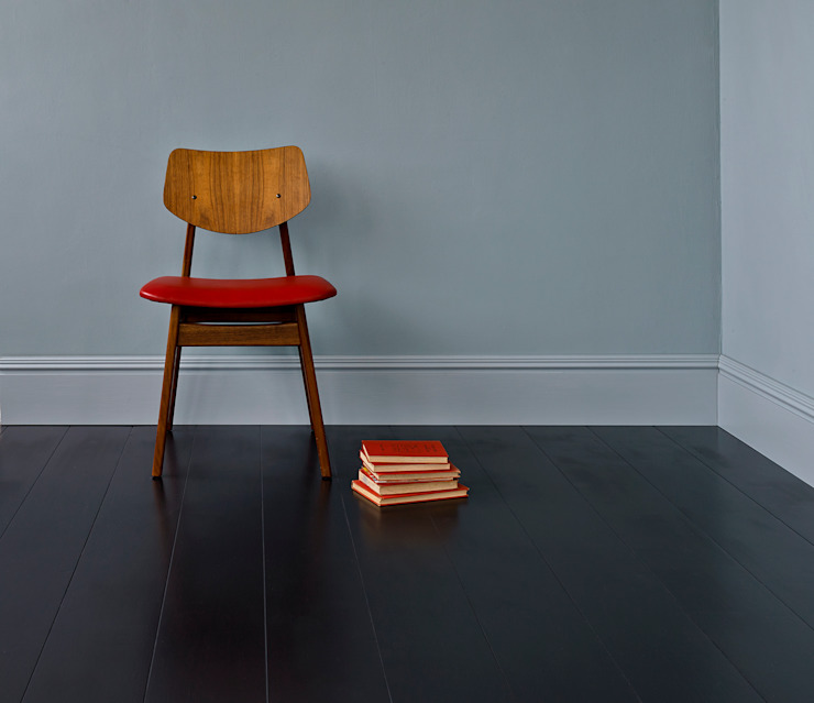 Exercises in Colour: minimalist  by Simone Barker Interiors, Minimalist